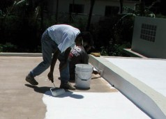 Roof Coating by Eastern Seaboard Roofing Inc